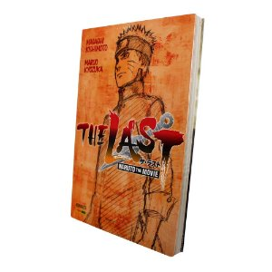 Light Novel Naruto the Last Vol. 1 - Pré-venda