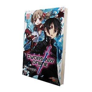 Light Novel Sword Art Online Vol. 2 - Pré-venda