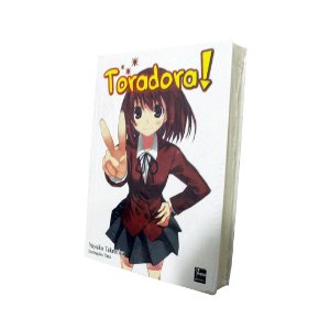 Light Novel Toradora! Vol. 4