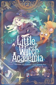 Little Witch Academia Vol. 2 - Pré-venda