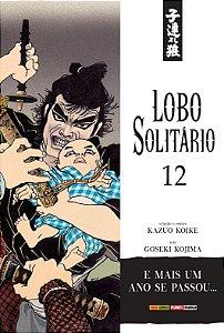 Lobo Solitário Vol. 12 - Pré-venda