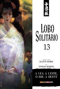 Lobo Solitário Vol. 13 - Pré-venda