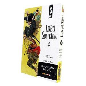 Lobo Solitário Vol. 4