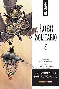 Lobo Solitário Vol. 8 - Pré-venda