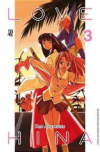 Love Hina Vol. 3 - Pré-venda