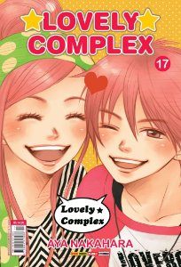Lovely Complex Vol. 17 - Pré-venda