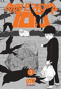 Mob Psycho 100 Vol. 3 - Pré-venda
