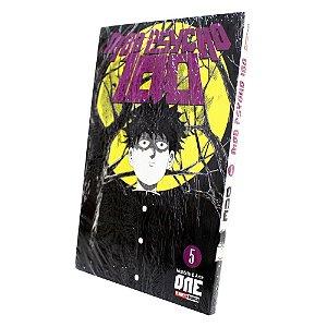 Mob Psycho 100 Vol. 5 - Pré-venda