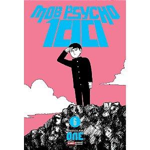 Mob Psycho 100 Vol. 6 - Pré-venda