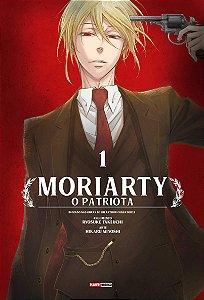 Moriarty Vol.1 - Pré-venda