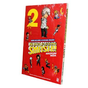 My Hero Academia Smash Vol. 2 - Pré-venda