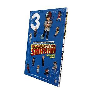 My Hero Academia Smash Vol. 3 - Pré-venda