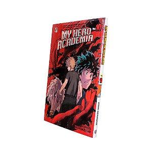 My Hero Academia Vol. 10 - Pré-venda