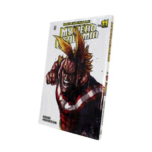 My Hero Academia Vol. 11