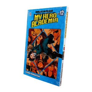 My Hero Academia Vol. 12 - Pré-venda