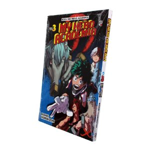 My Hero Academia Vol. 3 - Pré-venda