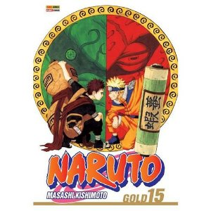 Naruto Gold Vol. 15 - Pré-venda