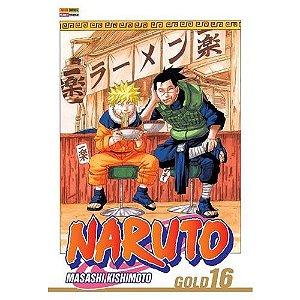 Naruto Gold Vol. 16 - Pré-venda