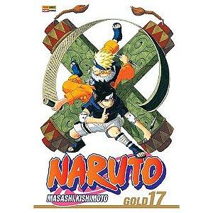 Naruto Gold Vol. 17 - Pré-venda