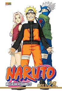 Naruto Gold Vol. 28 - Pré-venda