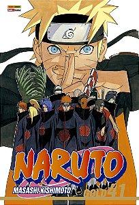 Naruto Gold Vol. 41 - Pré-venda
