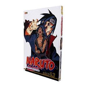 Naruto Gold Vol. 43 - Pré-venda