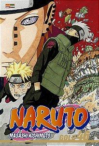 Naruto Gold Vol. 46 - Pré-venda