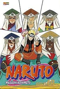 Naruto Gold Vol.49 - Pré-venda