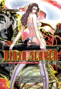 Ninja Slayer Vol. 10