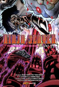 Ninja Slayer Vol.11 - Pré-venda