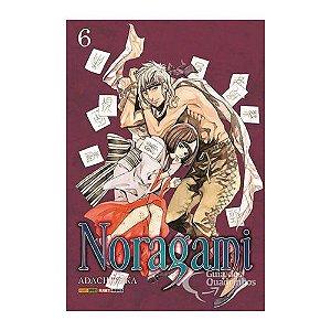 Noragami Vol. 6 - Pré-venda