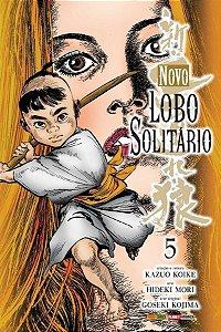 Novo Lobo Solitário Vol. 5 - Pré-venda