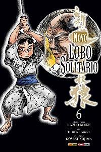 Novo Lobo Solitário Vol. 6 - Pré-venda