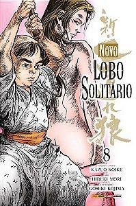 Novo Lobo Solitário Vol. 8 - Pré-venda
