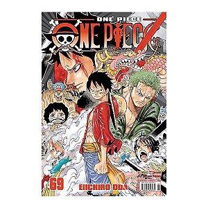 One Piece Vol. 69 - Pré-venda