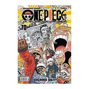 One Piece Vol. 70 - Pré-venda