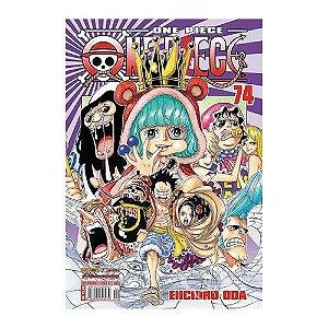 One Piece Vol. 74 - Pré-venda