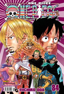 One Piece Vol. 84 - Pré-venda