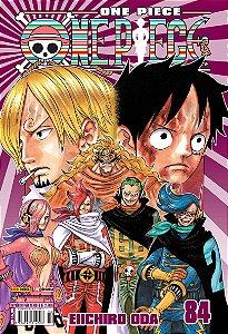 One Piece Vol. 84 - Pré-venda