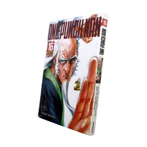 One-Punch Man Vol. 16 - Pré-venda