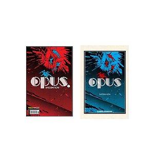 Opus Vol. 1 e 2 - Pré-venda