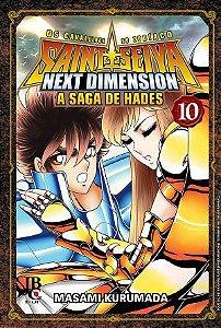 Os Cavaleiros do Zodíaco Next Dimension Vol. 10 - Pré-venda