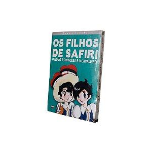 Os Filhos de Safiri - Pré-venda