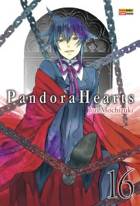 Pandora Hearts Vol. 16 - Pré-venda