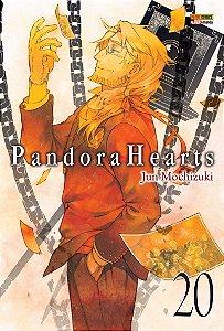 Pandora Hearts Vol.20 - Pré-venda