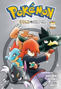 Pokemon Gold & Silver Vol. 2 - Pré-venda