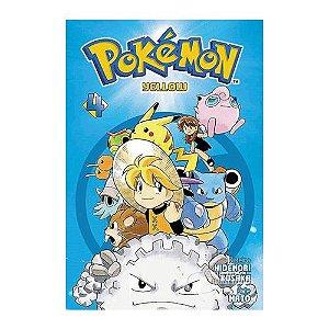 Pokémon Yellow Vol. 4 - Pré-venda