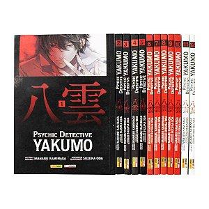 Psychic Detective Yakumo Vol. 1 ao 12