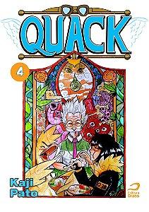 Quack Vol. 4 - P´re-venda