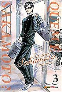 Quem é Sakamoto? Vol. 3 - Pré-venda